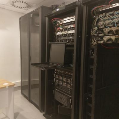 Server Room Design and Build
