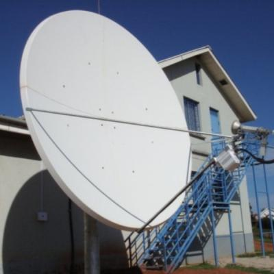 VSAT, Internet Connectivity and Last Mile